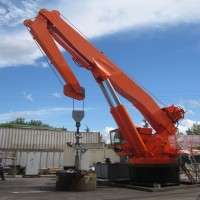 Knuckle Boom Cranes Manufacturers