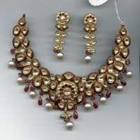 Kundan Meena Necklace Manufacturers