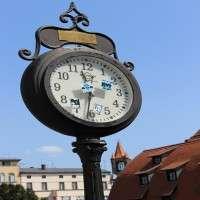 街道时钟 制造商
