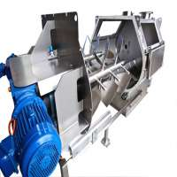 Paddle Mixer Machine Manufacturers