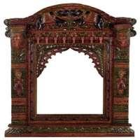 Wooden Jharokha Manufacturers