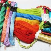 Silk Embroidery Thread Manufacturers