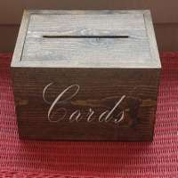 Wooden Card Boxes Manufacturers