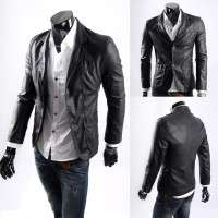 Mens Leather Blazer Manufacturers