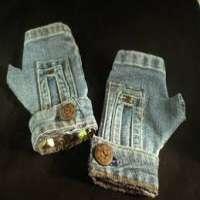 牛仔布手套 制造商