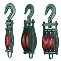 Manila Rope Pulley Blocks Manufacturers