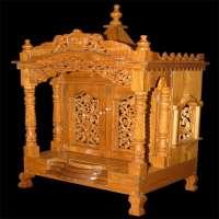 Teak Wood Temple Manufacturers