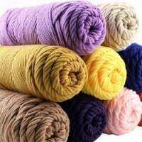 Wool Silk Blended Yarn Manufacturers
