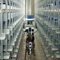Automated Storage & Retrieval System Manufacturers