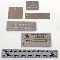 不锈钢标签 制造商