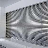 不锈钢卷帘门 制造商