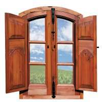 设计师木制窗口 制造商