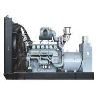 Diesel Engine Generator Set Manufacturers