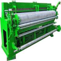 Welded Wire Mesh Machine Importers