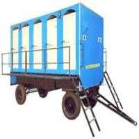 Mobile Toilet Van Manufacturers