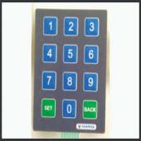 Membrane Keypad Sticker Manufacturers