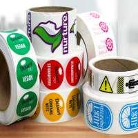 卷标签 制造商