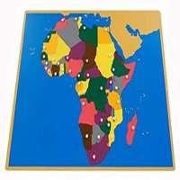 Montessori Puzzle Map Manufacturers
