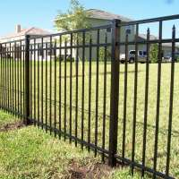 Galvanized Steel Fence Manufacturers