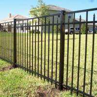 Galvanized Steel Fence Importers