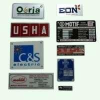 阳极氧化铝标签 制造商
