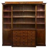 古董书柜 制造商