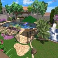 3D景观设计 制造商