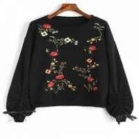 绣花运动衫 制造商