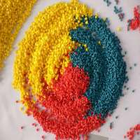 彩色的塑料颗粒 制造商