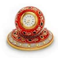 Round Marble Table Clock Manufacturers