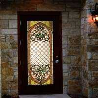 Stained Glass Doors Manufacturers