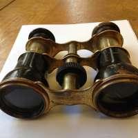 古董双筒望远镜 制造商