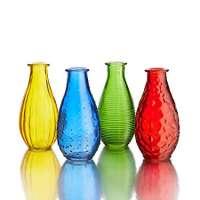 彩色玻璃花瓶 制造商