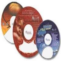 CD标签 制造商
