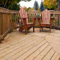 Wood Deck Manufacturers