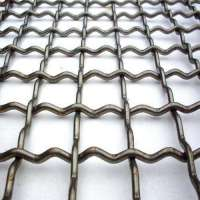 Double Crimped Wire Mesh Manufacturers