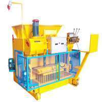 Egg Laying Block Making Machine Manufacturers
