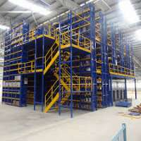 Multi Tier Rack Manufacturers