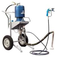 Wall Putty Spray Machine Importers