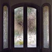 Decorative Glass Door Manufacturers