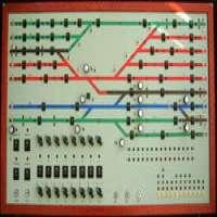 铁路控制面板 制造商