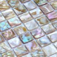 Shell Mosaic Tile Manufacturers