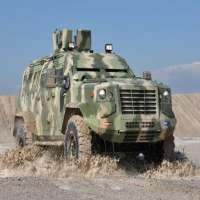 装甲车辆 制造商