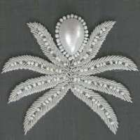 Beaded Embroidery Work Manufacturers