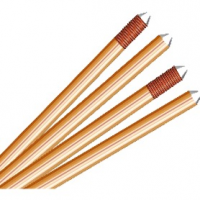 Solid Copper Earth Rods Manufacturers