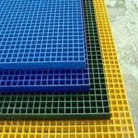 玻璃钢格栅 制造商