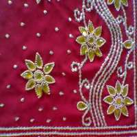 Saree Embroidery Works Manufacturers