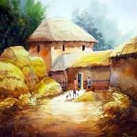 乡村绘画 制造商