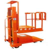 Semi Electric Order Picker Manufacturers