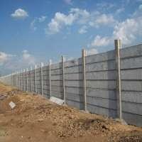 Concrete Compound Wall Manufacturers